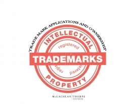 TRADE MARK APPLICATIONS AND OWNERSHIP