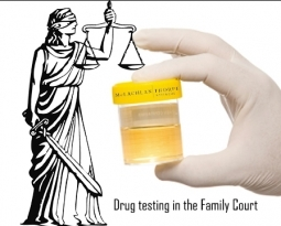 DRUG TESTING IN FAMILY LAW PROCEEDINGS