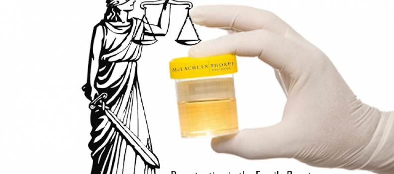DRUG TESTING IN FAMILY LAW PROCEEDINGS